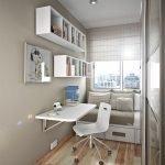 Столик на стене