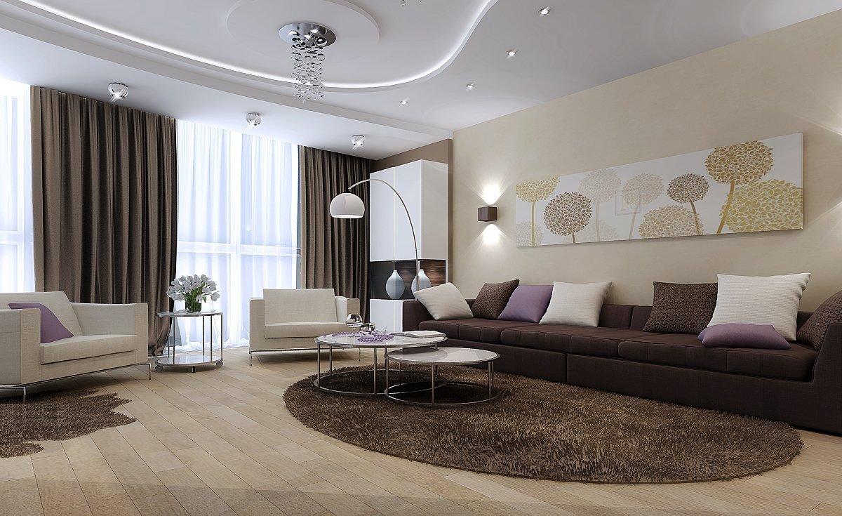 дизайн зала 18 кв м 75 фото интерьера в квартире