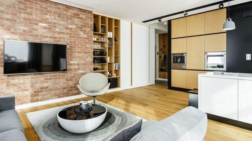 Квартира студия 36 кв м