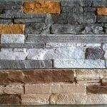 Камень с разными оттенками