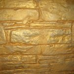 Плитка бронзового цвета