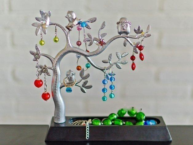 Дерево для украшений своими руками