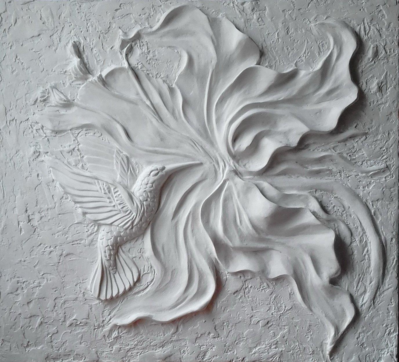 создания картинки для изготовления барельефа природы души