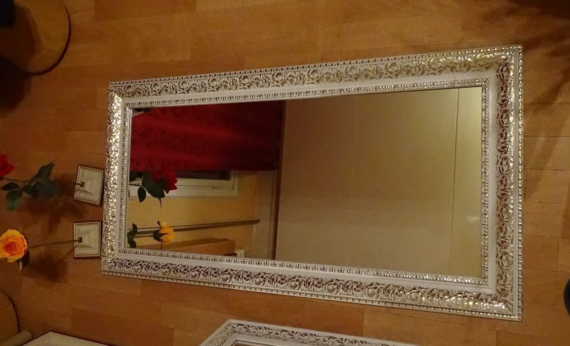 Зеркальная рама своими руками фото 561