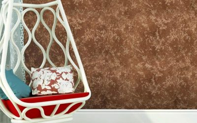 Декоративная шпаклевка: виды и способы нанесения