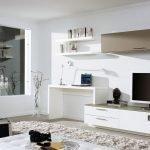 Декоративная ниша в дизайне гостиной