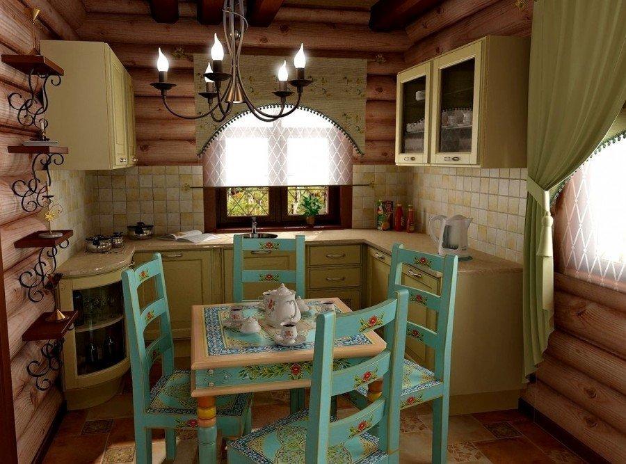 исполнения фото оформления деревенской кухни подобранный гардероб гарантирует