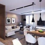 Функциональные зоны в квартире