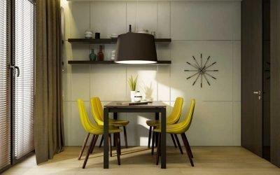 Оформляем обеденную зону на кухне