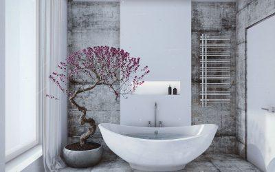 Дизайн-проекты ванных комнат: 100 лучших