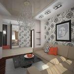Дизайн в панельном доме