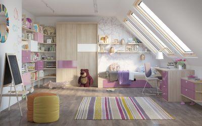 Дизайн спальни для девочки: идеи интерьера