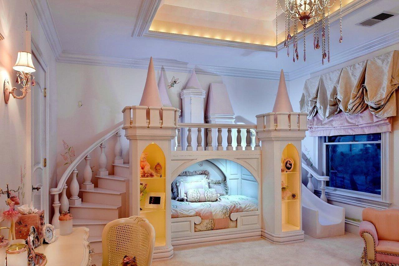 Замок в спальне