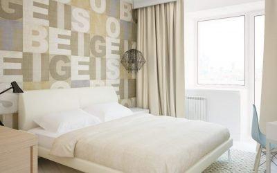 Дизайн спальни с балконом: совмещаем два пространства