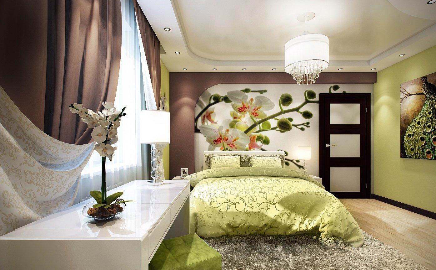 доме также реальные фото декора спальни самых
