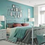 Кованая мебель в спальне