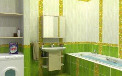 Дизайн узкой ванной комнаты: расширяем визуально