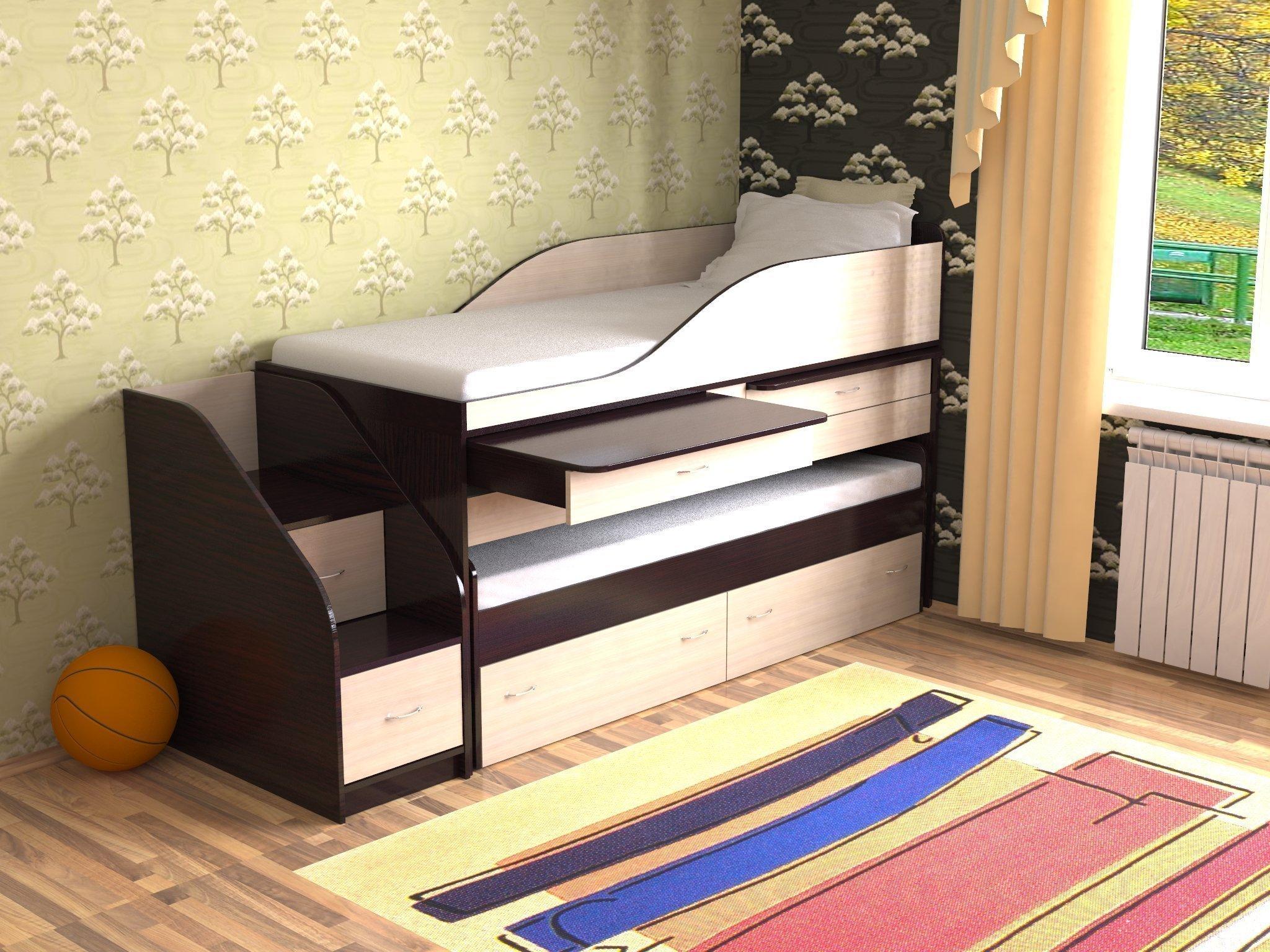 выдвижная кровать для двух деток фото вас уважаем судя