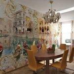 Венеция на стене