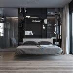 Черные подушки