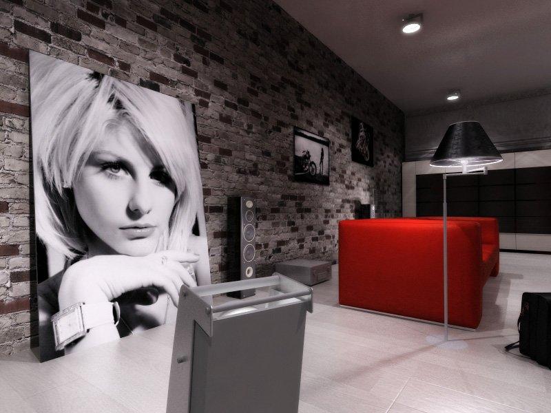 Квартира для творческой личности