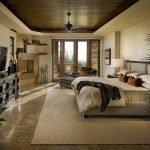 Испанская спальня