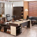 Интерьер офиса руководителя