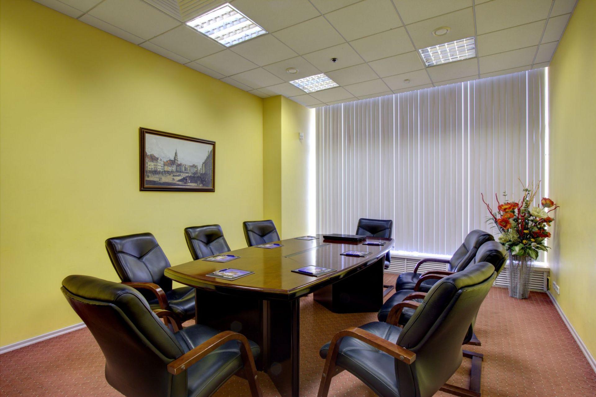 Комната для деловых переговоров