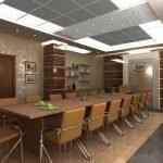 Комната деловых переговоров