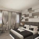 Дизайн-проект супружеской спальни
