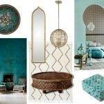 Декоративные элементы для марокканского интерьера
