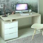Интерьер с письменным столом