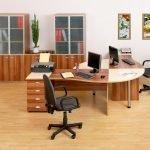 Офис в классическом стиле