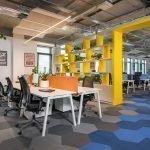 Креативный дизайн современного офиса