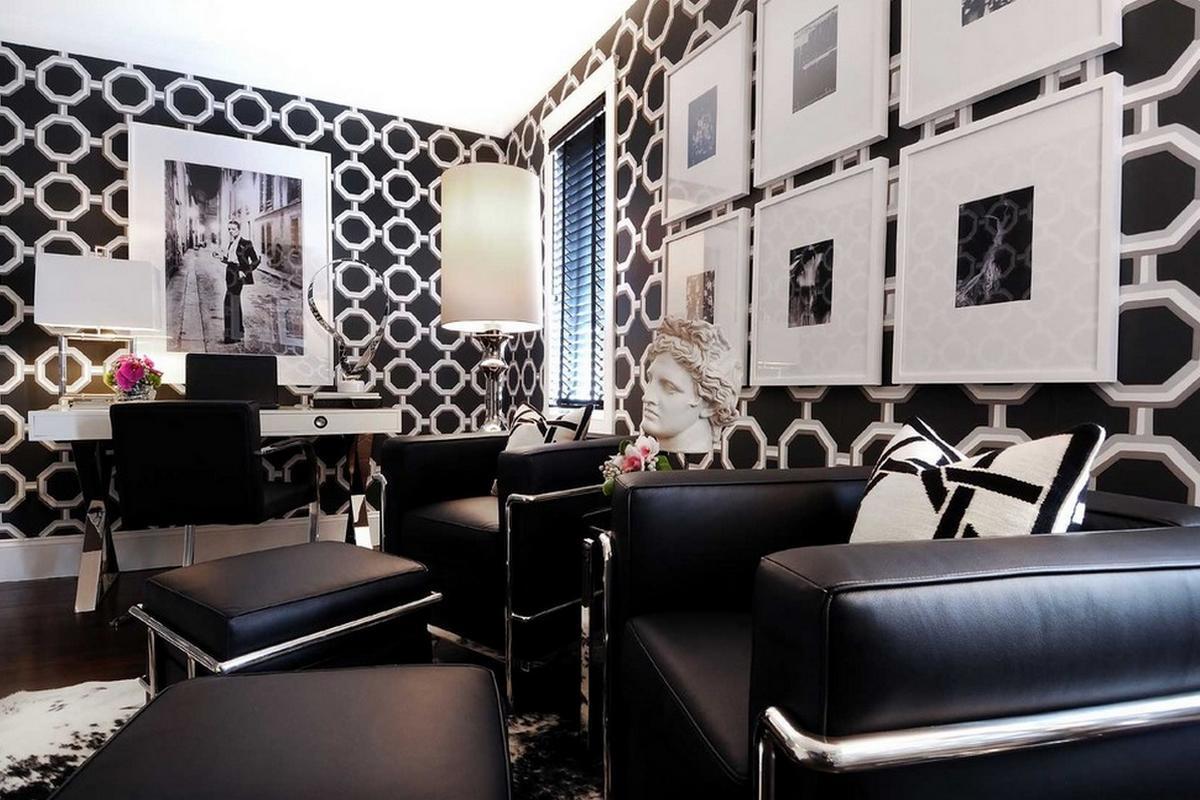 Мебель в интерьере в стиле ар деко