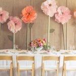 Цветы в столовой