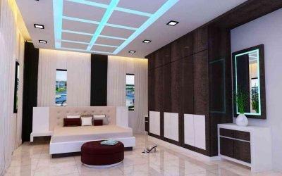 Декоративные потолки: виды и способы оформления
