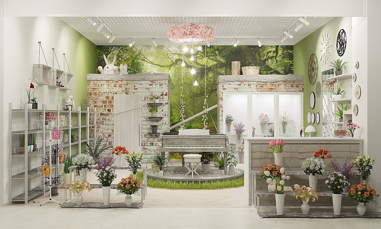 фото, фото внешнего оформления цветочных магазинов рентабельности