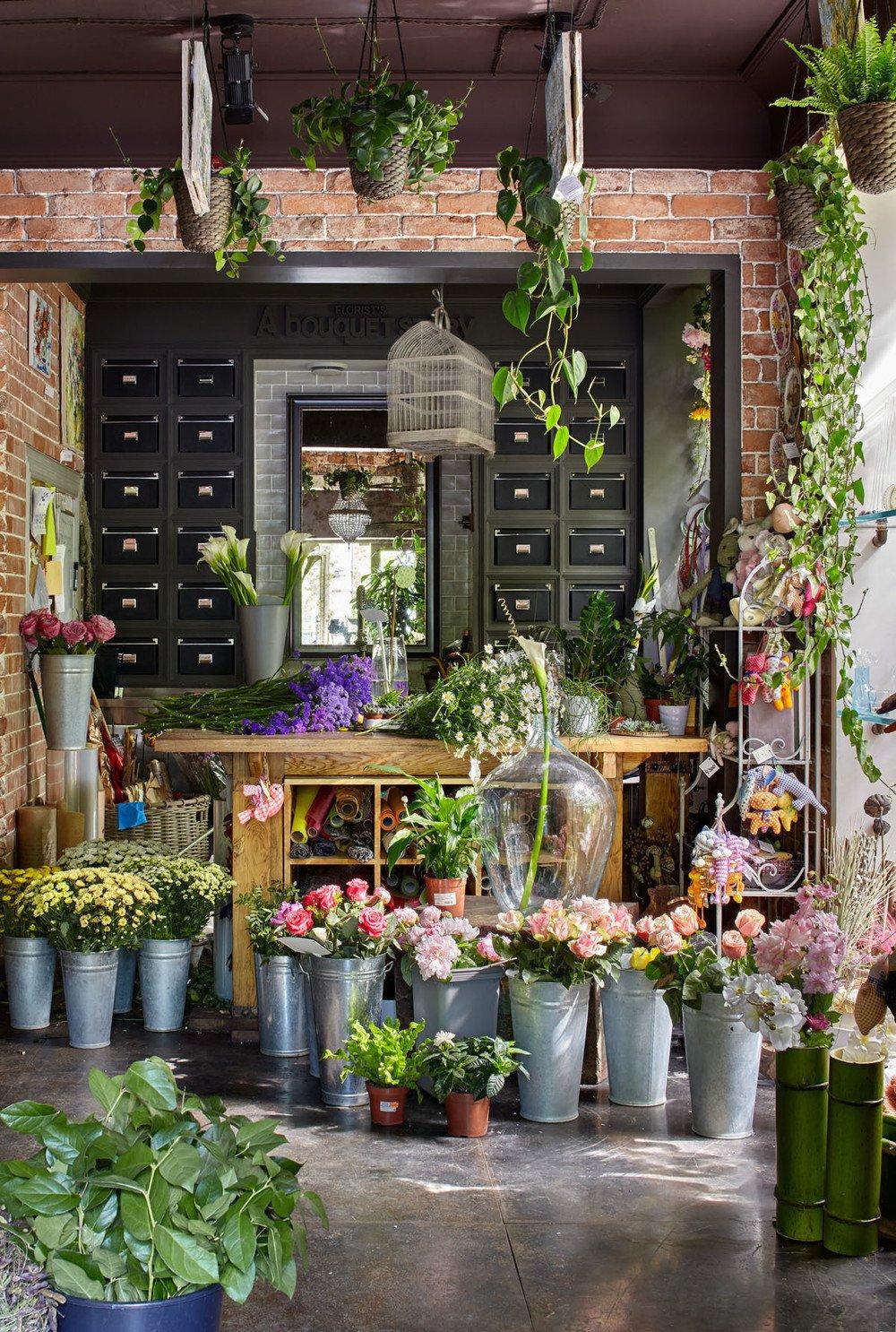 Картинки цветочный магазин технологии
