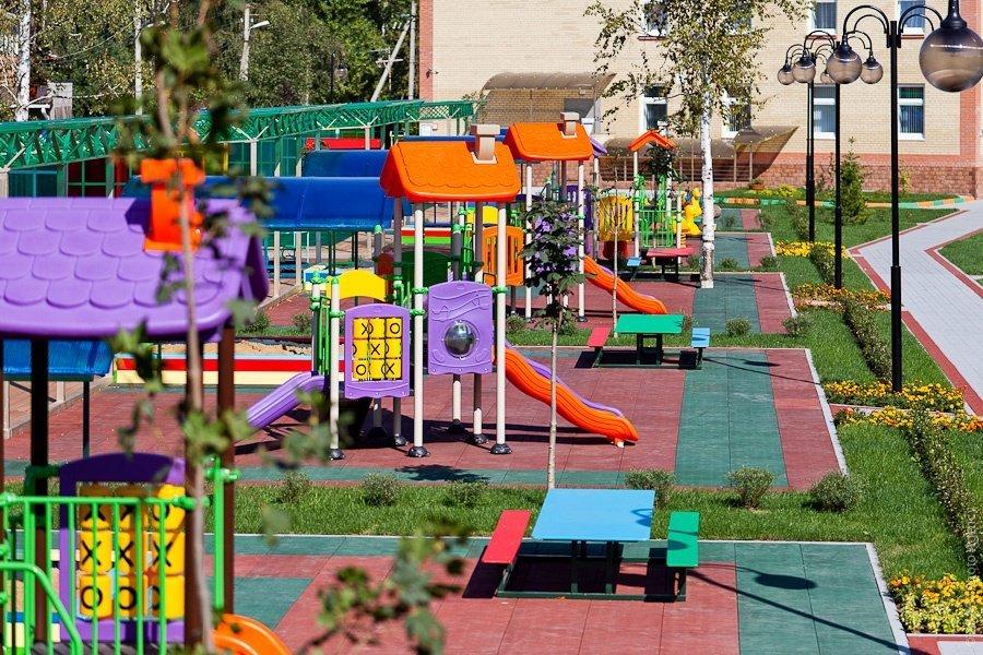 Площадка в детско саду
