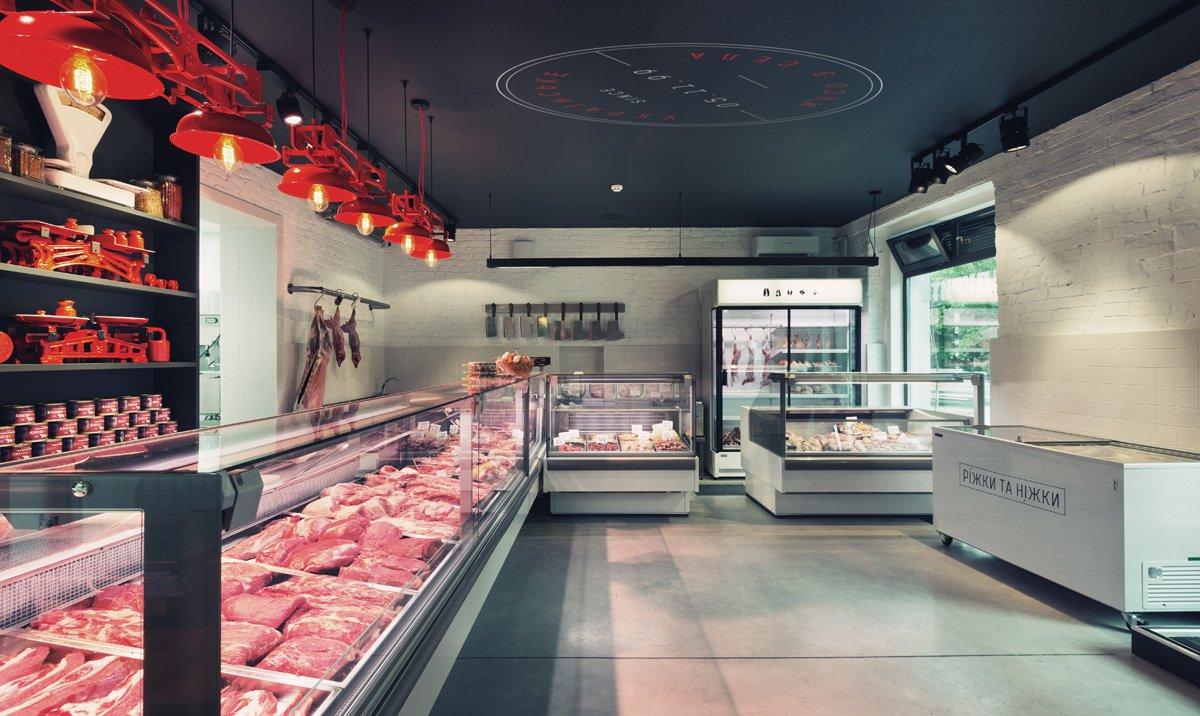 картинка для мясного магазина самохина была одной