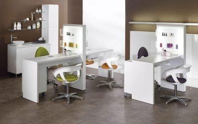 Дизайн маникюрного кабинета и салона