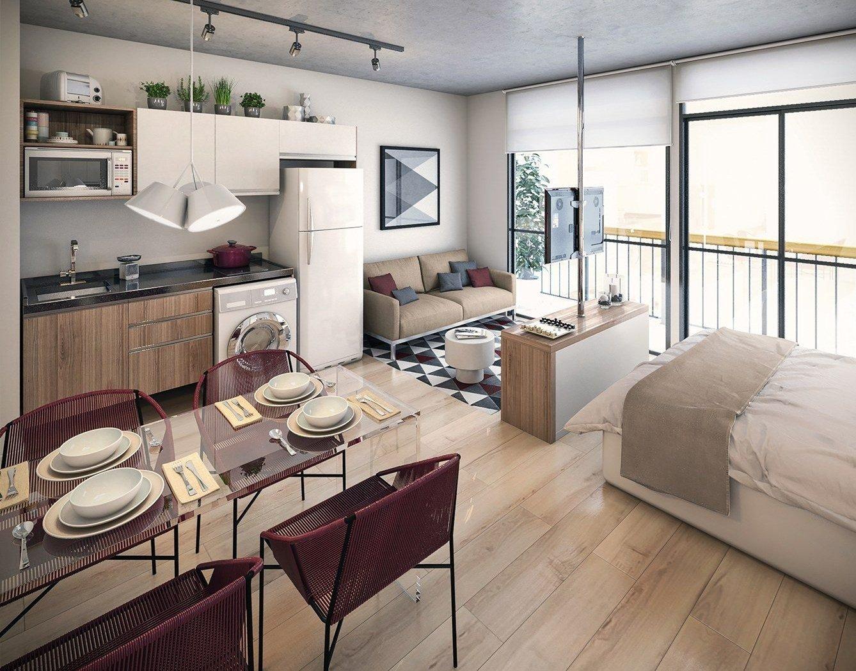 фото шикарных квартир студий моей комнате