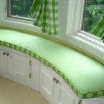 Зеленый подоконник