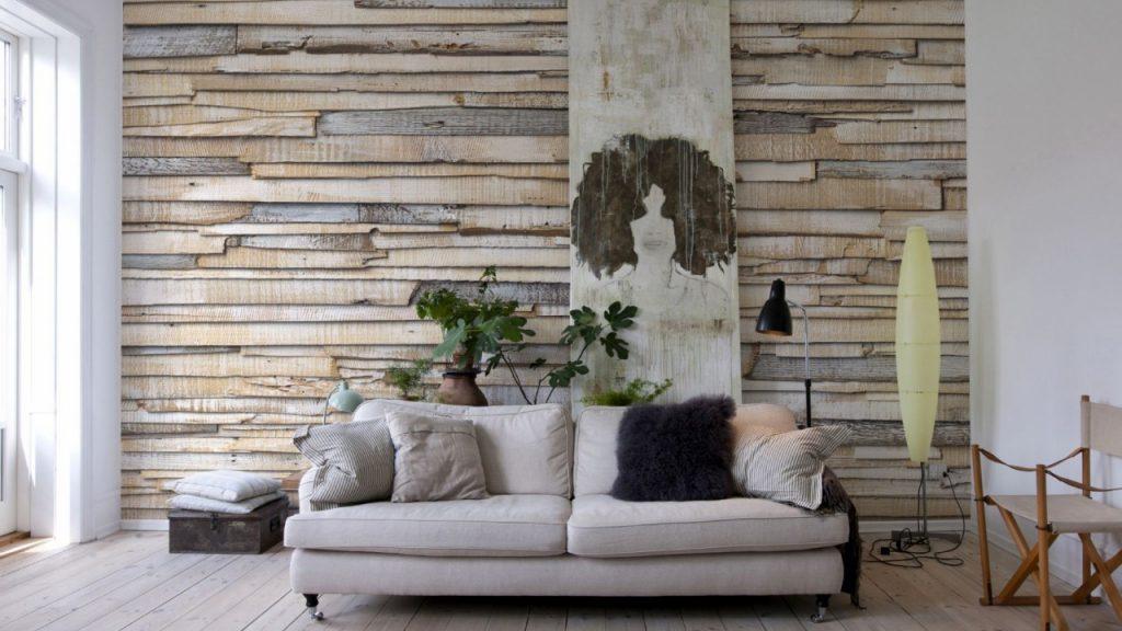 Варианты отделки стен в дизайне квартиры