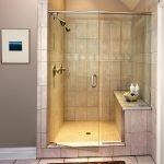 Полка для ванных принадлежностей в душевой кабине