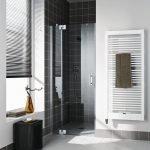 Черная плитка в дизайне ванной комнаты