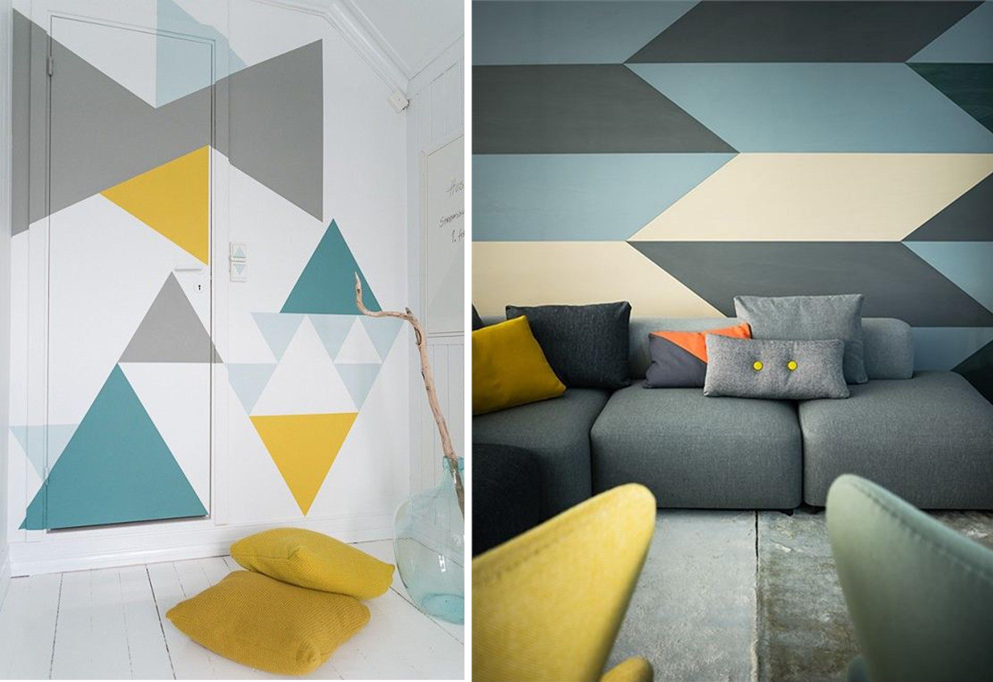 Геометрия на стене