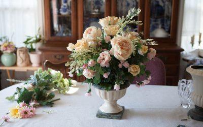 Букеты и композиции из искусственных цветов