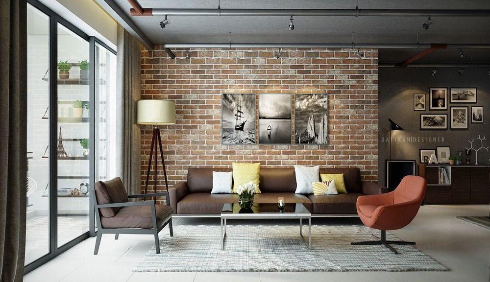 Картины для интерьера в стиле лофт